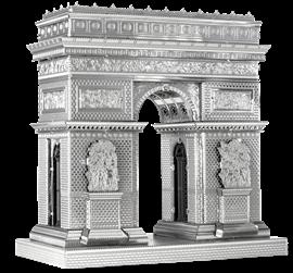 metal earth architecture - iconx arc de triomphe