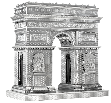 metal earth architecture - iconx arc de triomphe