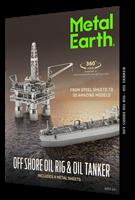 Offshore Oil Rig & Oil Tanker Gift Set