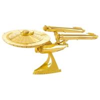 GOLD USS ENTERPRISE NCC-1701
