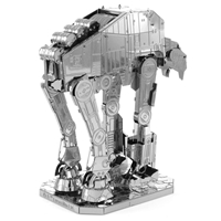 metal earth the Star Wars - at-m6 heavy assault walker