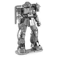 metal earth iconx - zaku II