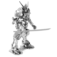 metal Earth iconx  Gundam Barbatos