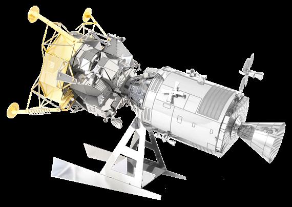 Apollo CSM with LEM