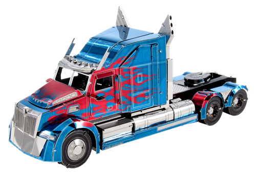 Optimus Prime Western Star 5700 Truck