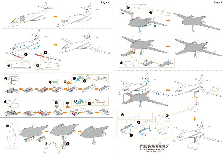 Homyl 12Pcs RC Drone CW CCW Propellers Props Protectors for Syma X5HW X5HC Quads