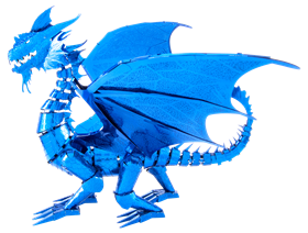 ICONX Blue Dragon