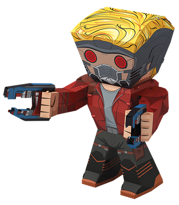 metal earth legends - Star-Lord