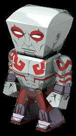 metal earth legends - Drax