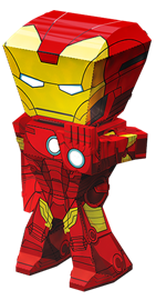 metal earth legends - iron man