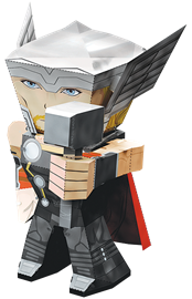 metal earth legends - thor