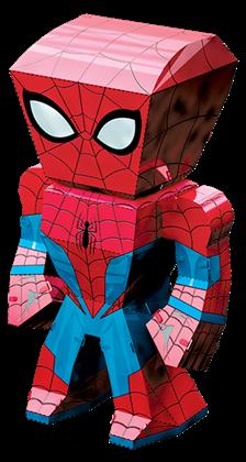 metal earth legends - spider man