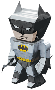 metal earth legends batman