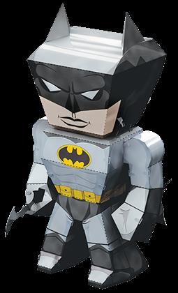 metal earth legends batman
