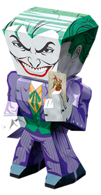 metal earth legends - the joker