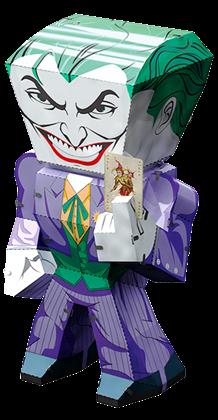 metal earth legends - the joker