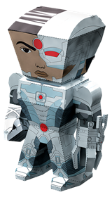 metal earth legends cyborg