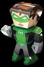 Metal Earth Legends - Green Lantern