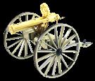 Old West Gatling Gun