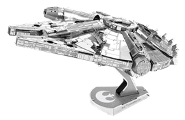 metal earth ICONX - millennium falcon