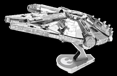 metal earth ICONX - millennium falcon