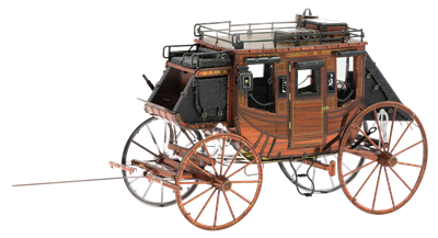Wild West Stage Coach