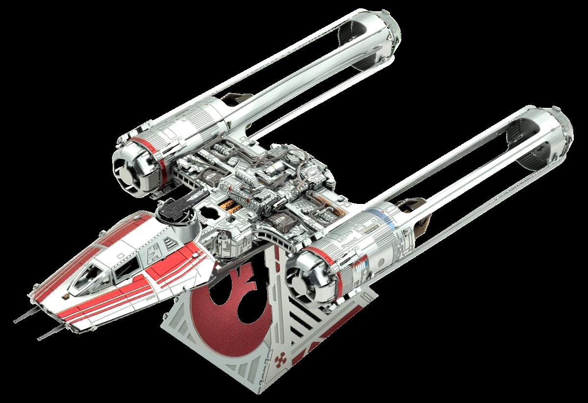 Zorii's Y-Wing Fighter