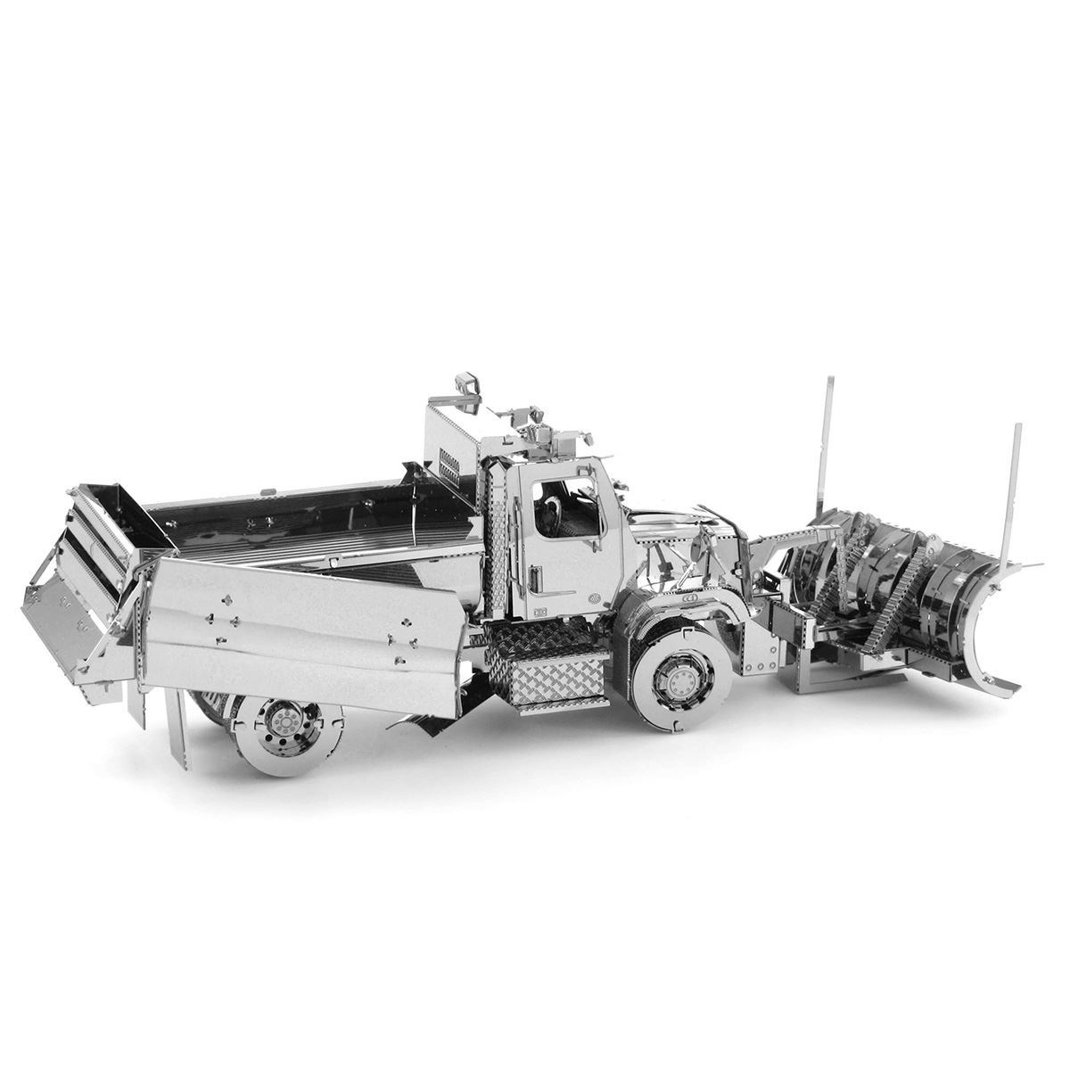 Freightliner Metal Earth 114SD Snow Plow