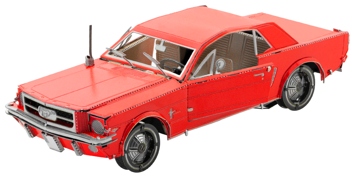 1965 Ford Mustang (Red)
