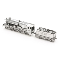 metal earth harry potter hogwarts express