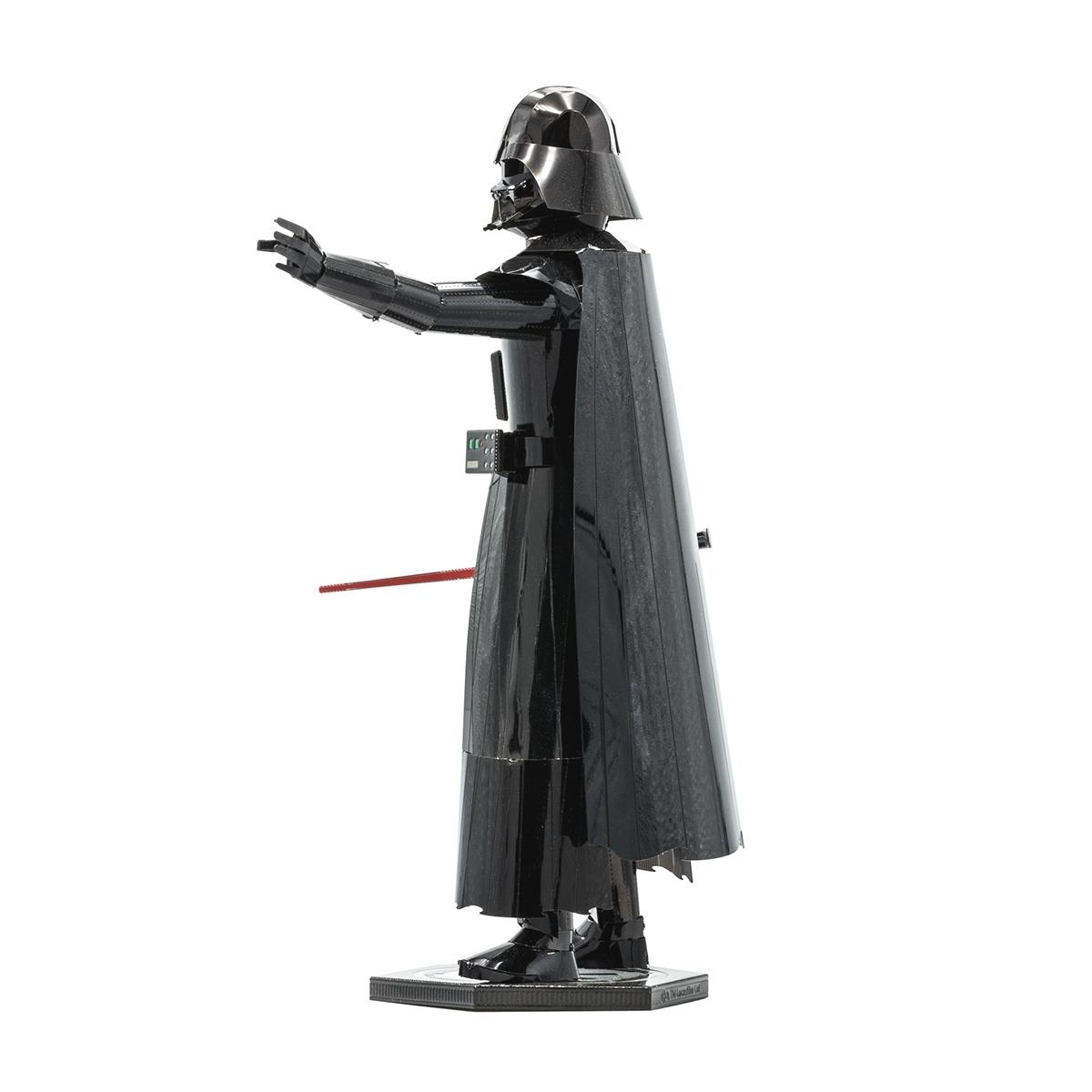 Metal Earth Fascinations Premium Series Star Wars Darth Vader 3D Metal Model Kit