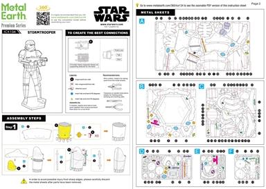 Stormtrooper - Instructions
