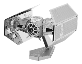 metal earth star wars - dv tie fighter