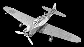 metal earthe aviation - mitsubishi zero
