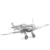 metal earth aviation - supermarine spitfire