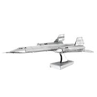 metal earth aviation - sr - 71 blackbird