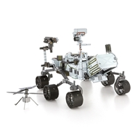 Mars Rover Perseverance & Ingenuity Helicopter