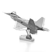 metal earth aviation f-22 raptor