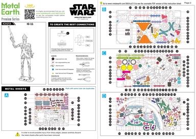 Instruction sheets - IG-11