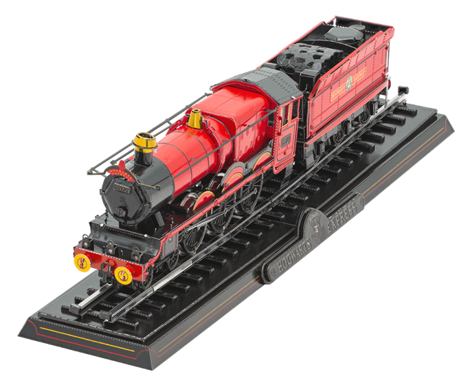Hogwarts Express with Track